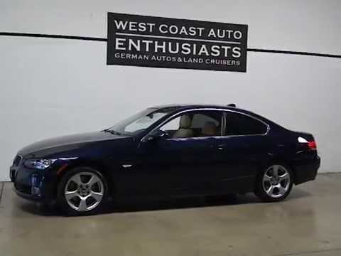 BMW Xi Coupe YouTube - 2008 bmw 328xi coupe