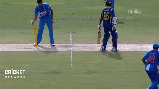 Download Ashwin's 'Mankad' incident from 2012 ODI Mp3 and Videos