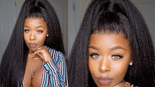 How To Make Lace Wig Look Natural No Baby Hair ft. RPGhair