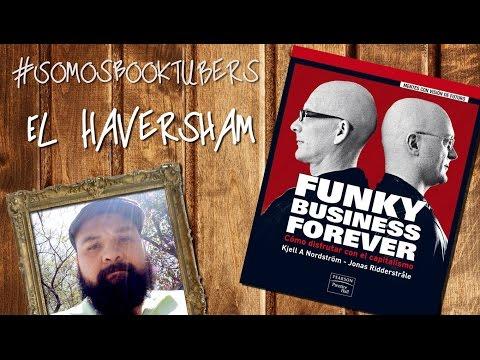 Funky Business Forever - BookTuber