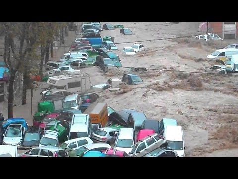 Turkey horror! Realy Bad day for the Residents of Samsun. 🌊 Flooding in Turkey 2021