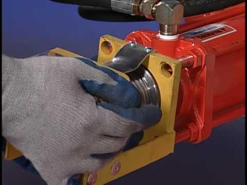 huth bending machines training video