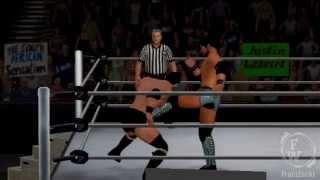 Team Mysterio vs. Team Barrett | Let