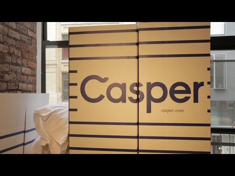 Big Mattress Companies' Worst Nightmare? Casper's Working On It