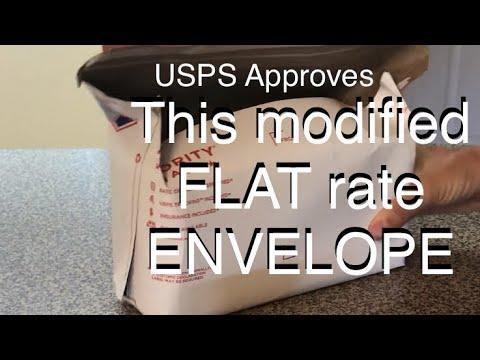 """Hack - USPS Flat Rate Envelope - Bigger """"Care"""