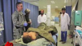 Video Essay: Giving Afghan Doctors New Skills