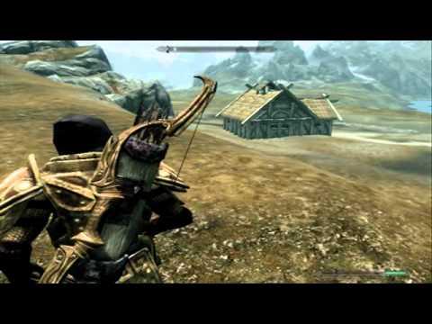 Th Elder Scrolls V Skyrim - Bug do bau em Whiterun