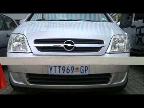 Opel meriva 2005 16 youtube opel meriva 2005 16 publicscrutiny Gallery