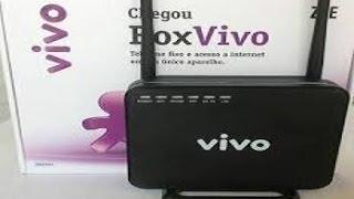 Como trocar a senha do wifi roteador vivo gvt