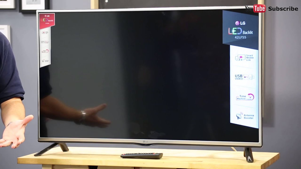 Lg 42lf5500 42inch 106cm Full Hd Led Lcd Tv Reviewed By Product Expert - Appliances Online