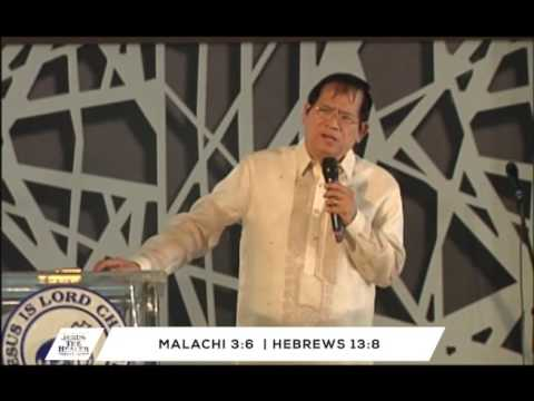 Healing Through God's Word | Bro. Eddie C. Villanueva
