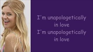 Kelsea Ballerini ~ Unapologetically (Lyrics)