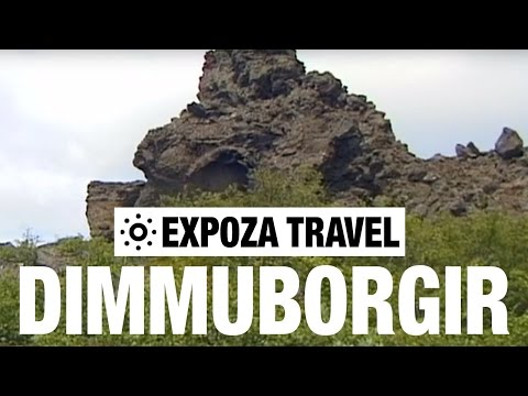 Dimmuborgir (Iceland) Vacation Travel Video Guide