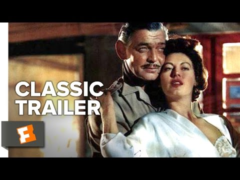 Mogambo (1953) Official Trailer - Clark Gable, Grace Kelly Adventure Movie HD
