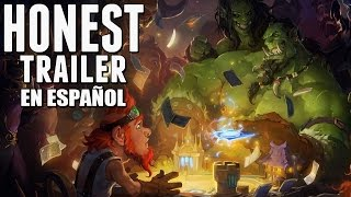 HEARTHSTONE (Honest Game Trailers en Español)