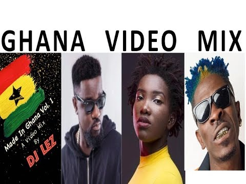 Ghana Afrobeat Video Mix (2018) ft Sarkodie, Shatta Wale, King Promise, Ebony, Guru  (Made in Gh)
