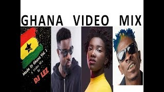 Ghana Afrobeat  Mix (2018) ft Sarkodie, Shatta Wale, King Promise, Ebony, Guru  (Made in Gh)