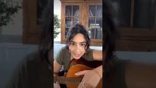 Alessia Cara - TikTok LIVE - July 26, 2021