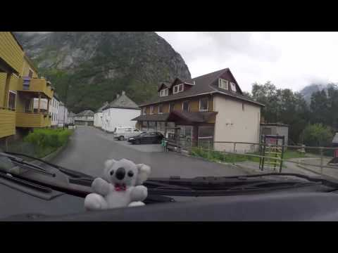 One of my epic views driving around europe. Odda, Norway.