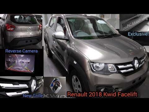 New Renault Kwid Gets Better Equipped To Rival Maruti Wagonr Tata
