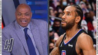Inside the NBA Discuss Kawhi Leonard, Clippers vs Suns Game 1