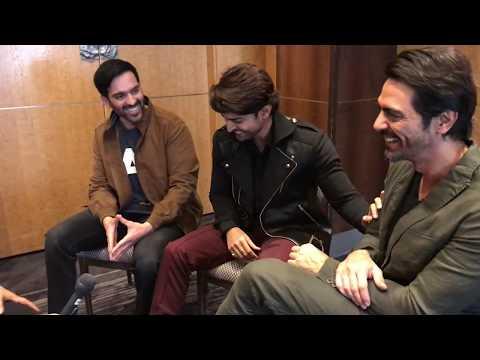 Arjun Rampal On His Heartthrob Status & Paltan with Luv Sinha & Gurmeet Choudhary