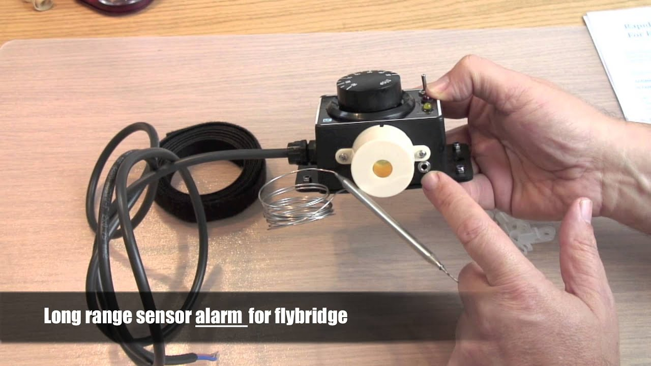 Rapid Response overheat alarm tested by MBM