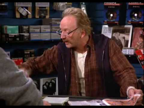 Tobin Bell Jigsaw in Seinfeld  Part 01