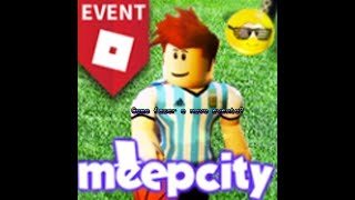 HOW TO MAKE MEEPCITY EVENT IN ROBLOX!!! ROBLOX