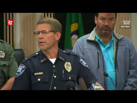 Suspect nabbed in deadly Washington mall shooting
