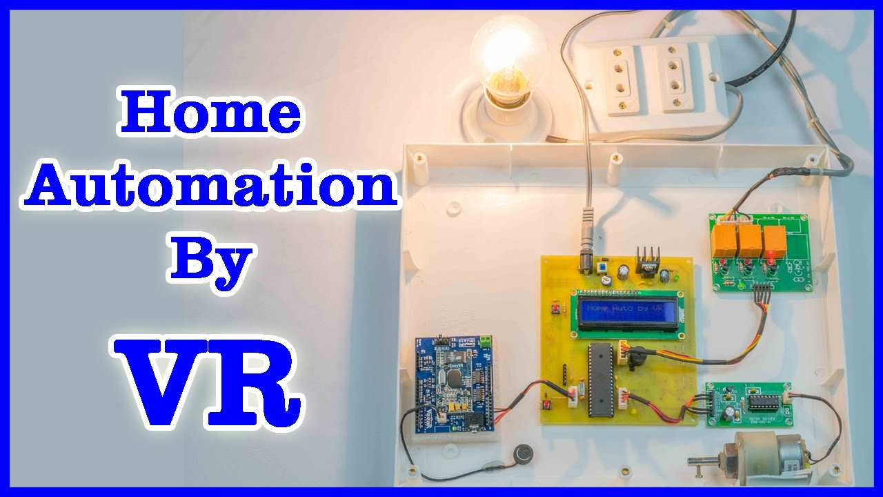 How To Make A Home Automation By Voice Recognition Infrared Toggle Switch For Appliances Electronicslab