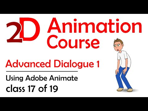 Flash Advanced Dialogue 1:  Monologue Sequence