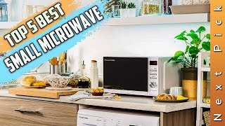 Top 5 Best Small Microwaves Review in 2020