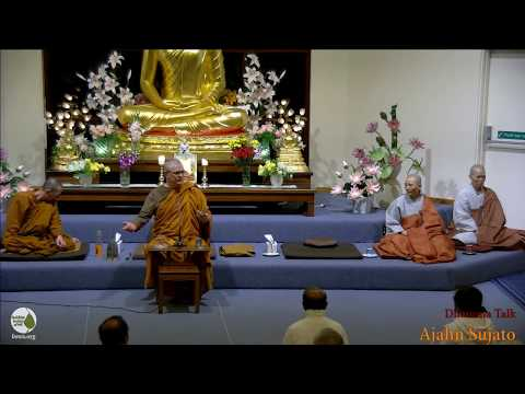 dhamma talk ajahn su|eng