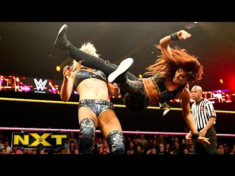Carmella makes her NXT debut: WWE NXT, Oct. 16, 2014