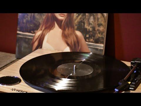 Lana Del Rey - Bel Air Vinyl Rip