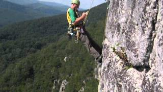 Seneca Rocks - Bring On the Nubiles Fall