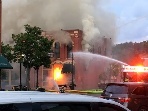 Rockford's beloved Corner Bar is a total loss after fire, explosion Monday morning