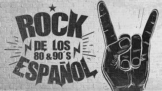MIX ROCK EN ESPAÑOL DE LOS 80s y 90s - Walls DJ ( en vivo )