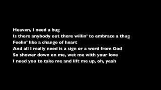 Heaven I Need a Hug [Radio Edition] - R. Kelly - LYRICS