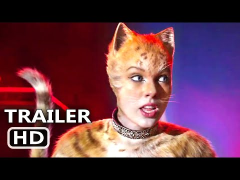 Fred And Angi - The New CATS Trailer Just Dropped [WATCH]