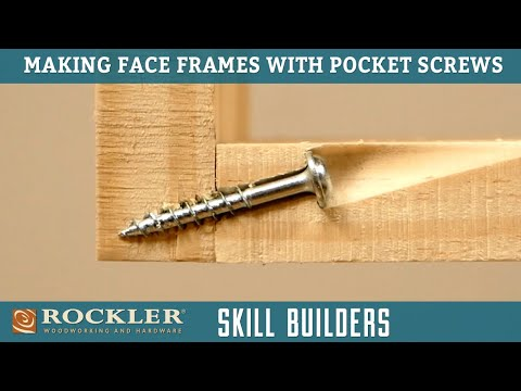 assembling-cabinet-face-frames-with-pocket-hole-screws-|-rockler-skill-builders