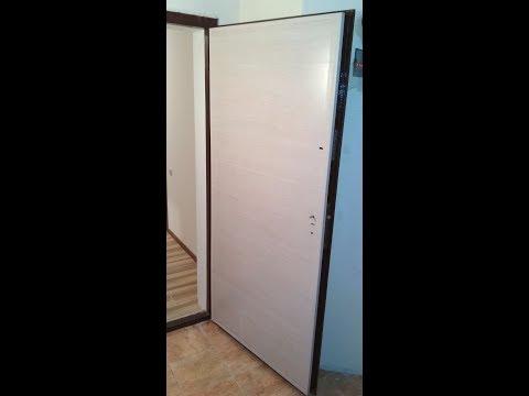 Ламинат на дверь: красиво и недорого обновляем старую дверь