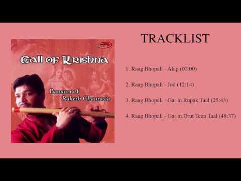 Call of Krishna - Rakesh Chaurasia (Full Album Stream)