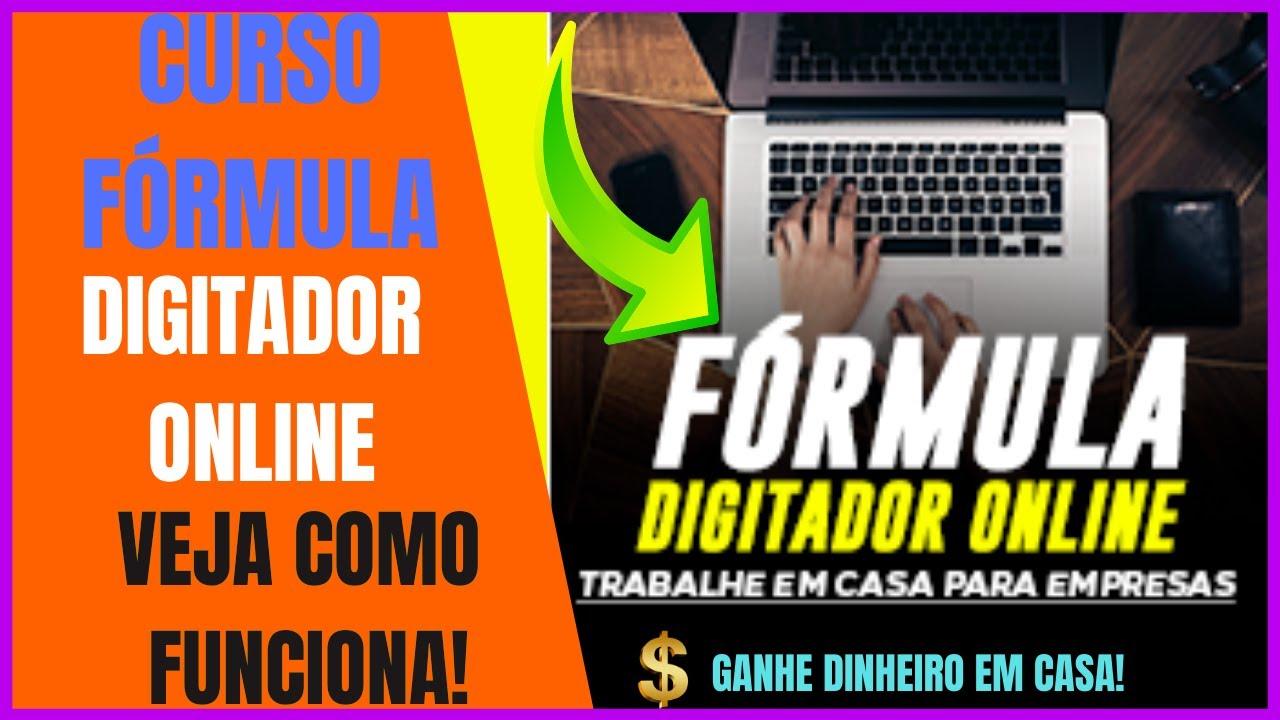 digitador online home office