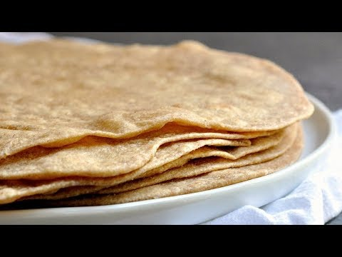 4-Component Wheat Grains Tortillas