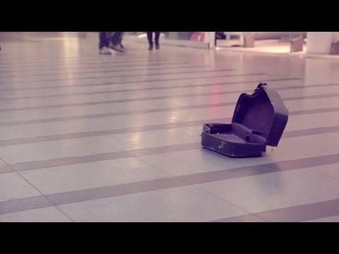 Flash mob UMO Jazz Orchestra in Forum Shopping Centre, Helsinki