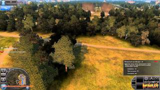 ▶ World in Conflict - Геймплей [HD]