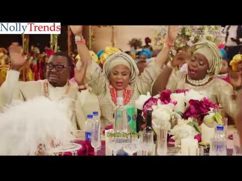 Download Funny Scenes - Wedding Party (Banky W, Adesua, Ali Baba, AY comedian)