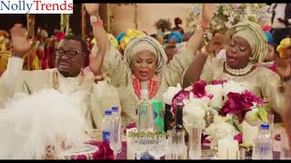 Funny Scenes - Wedding Party Banky W Adesua Ali Baba AY comedian